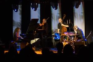 Foto: Davor Matošević - Kvartet Silvi Kurvoazje i Marka Feldmana sa Bilijem Mincom i Skotom Kulijem