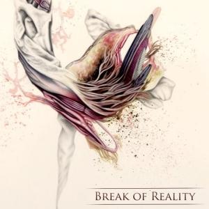 BREAK OF REALITY..Ten..CDCover