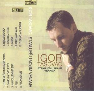 Igor Tasovac album