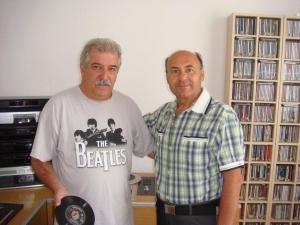 Foto: Milan-Pauli Ribič i Štefan Jambrošič