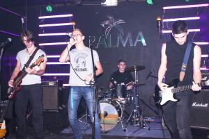 CulSu - nastup u Klubu Palma, Tuzla, 18.12.2014.