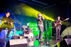 Tomislav Goluban band (foto - Martin Blackdog Turk