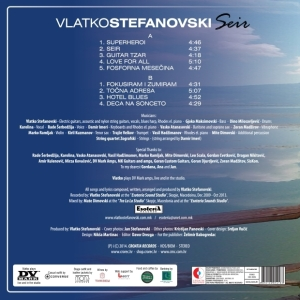 Vlatko Stefanovski - CD b