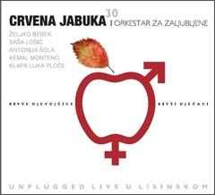 CRVENA JABUKA - CD