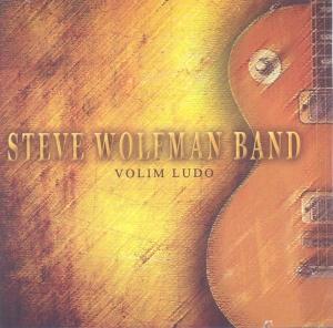 Steve Wolfman Band - CD