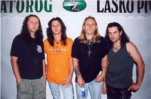 Crno perje, juni 2002. Foto: Dragutin Matošević