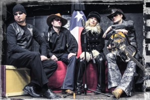 DELTA BLUES GANG - Official Picture 2014 3