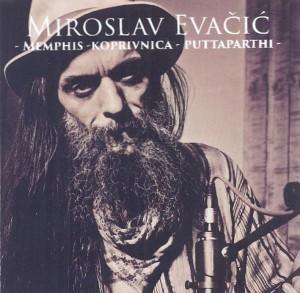 Miroslav Evacic - EP CD