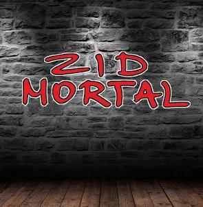 Zid Mortal - logo