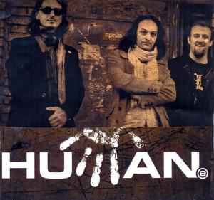 """Human(e) - radna verzija omota albuma """"Humana era"""""""