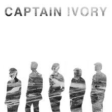 CAPTAIN IVORY..CD Cover