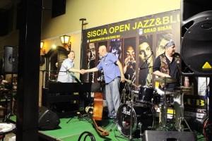 Sinan Alimanović Trio (5) - Foto: Goran Brebrić