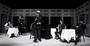 Scharf Club - Band