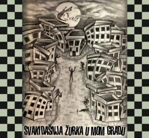 ČVRGE - CD single