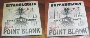 Gitarologija - Omoti