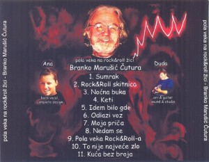 Čutura - CD 03 960