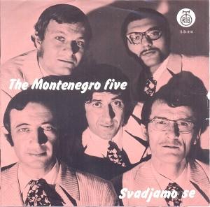 exYUsingles - The Montenegro Five 600