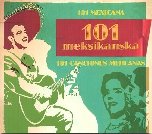 101 mexicana - Omot 600