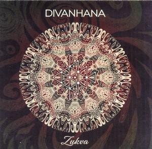 Divanhana - CD - Zukva 600