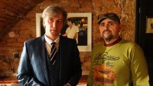 Damir Halilić Hal i Igor Modrić
