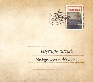 Matija Dedic - CD