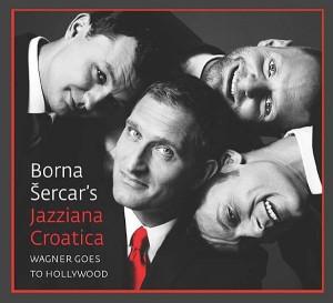 Borna Šercar - Omot - Hollywood