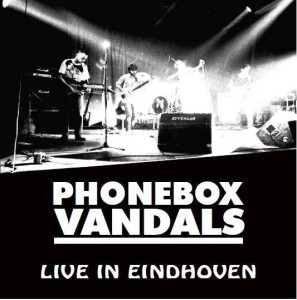 Phone Box Vandals - CD