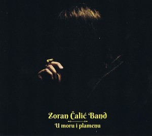 Zoran Čalić Band - Omot CD-a