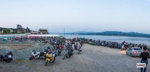 Panoramski snimak - Arena, jezero Modrac, 28.05.2016. godine - Foto: Dragutin Matošević