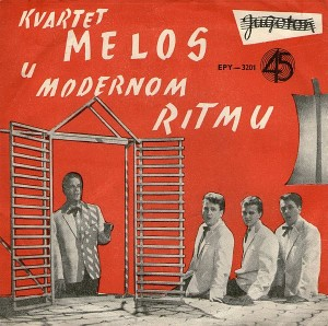 ex YU - Kvartet Melos