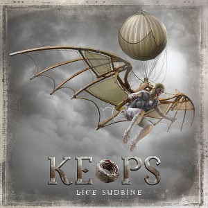 Keops - CD cover