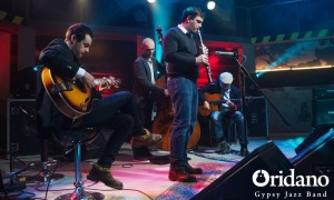 Oridano Gypsy Jazz Band - Picture