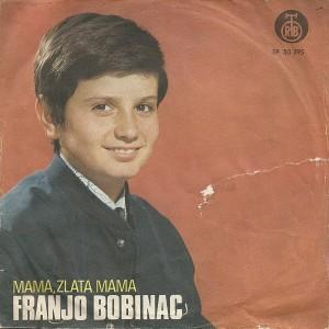 ex YU - Franjo Bobinac