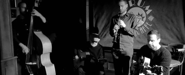 ORIDANO GYPSY JAZZ BAND – Jazz Caffe Forum