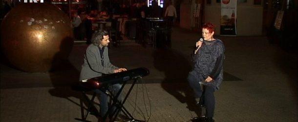 VALERIJA NIKOLOVSKA & VIKTOR LIPIĆ with the Croatian Radiotelevision Jazz Orchestra – Well Paid Girl