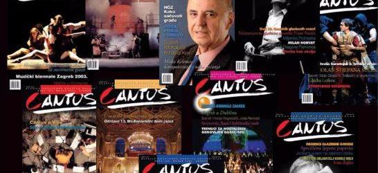 Časopis Cantus