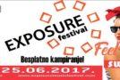Exposure Music Festival 2017 – Od 22. do 25.06.2017.