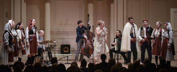 ASTRID KULJANIĆ – Hrvatska umjetnica u Carnegie Hall-u