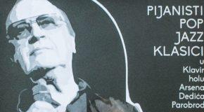 Various – Pijanisti pop jazz klasici – U Klavir holu Arsena Dedića, Parobrod