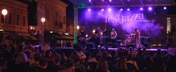 FEST JAZZA 18 – Koprivnica (HR) 05.-07. srpnja 2018.