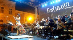 Fest Jazza 2018, Koprivnica – Raport, prva večer
