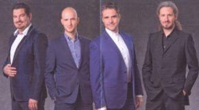 ČETIRI TENORA – Četiri tenora u Lisinskom