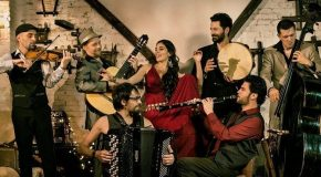 BARCELONA GIPSY KLEZMER ORCHESTRA feat. King Ferus Mustafov, Nihan Devecioglu, Vlado Kreslin – Balkan Reunion