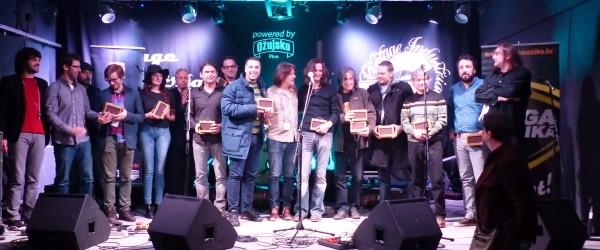 MEGA MUZIKA – Nagrade za 2014.