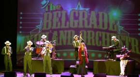 THE BELGRADE DIXIELAND ORCHESTRA – All That Jass