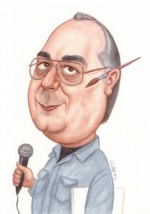 Gerencer - Gero - karikaturista