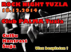 PalmaClub Tuzla - najava