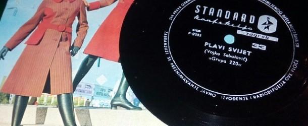 VOJKO SABOLOVIĆ – Plavi svijet (Singl ploče 1970-1978)