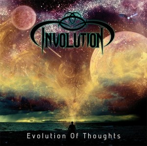 INVOLUTION..Evolution Of Thoughts..CDCover