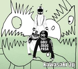 Kawasaki 3P - CD
